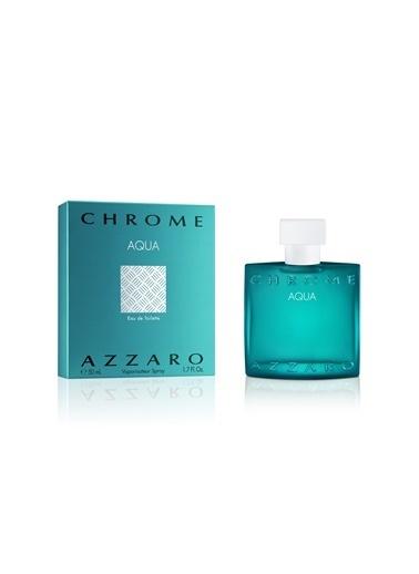 Azzaro Azzaro Chrome Aqua Edt Spray 50 Ml Parfüm Renksiz